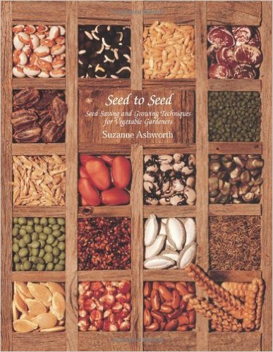 seed saving book
